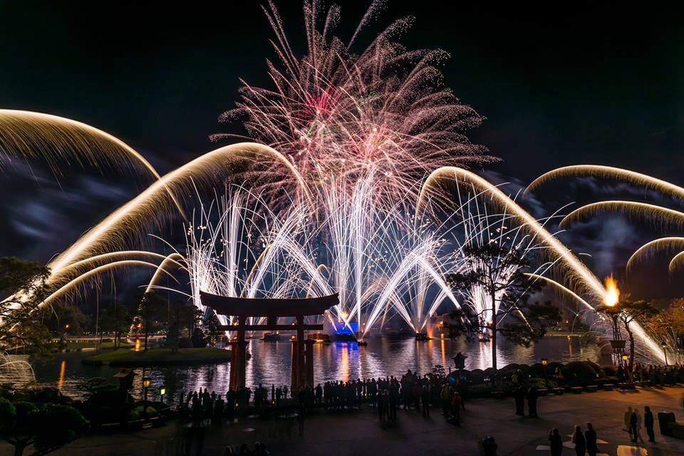 Epcot IllumiNations Fin