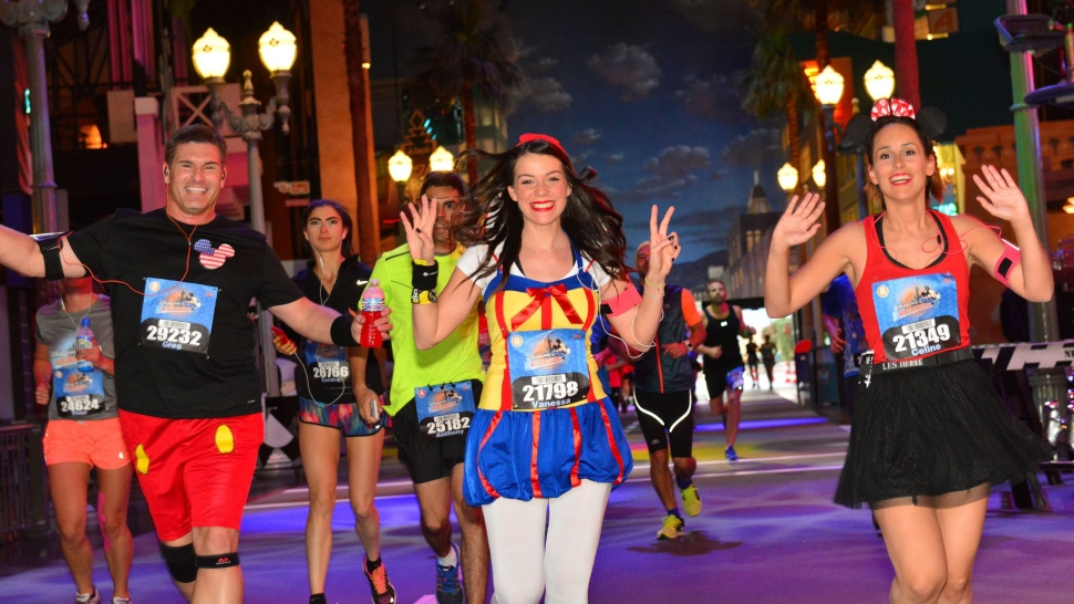 Semi Marathon runDisney France