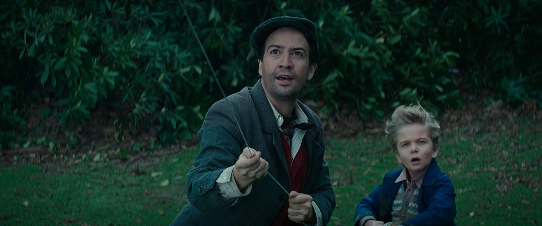Jack Mary poppins Returns