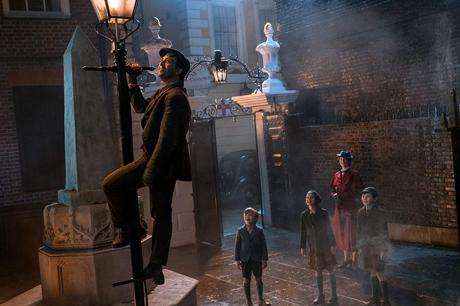 Le Retour de Mary Poppins Londres