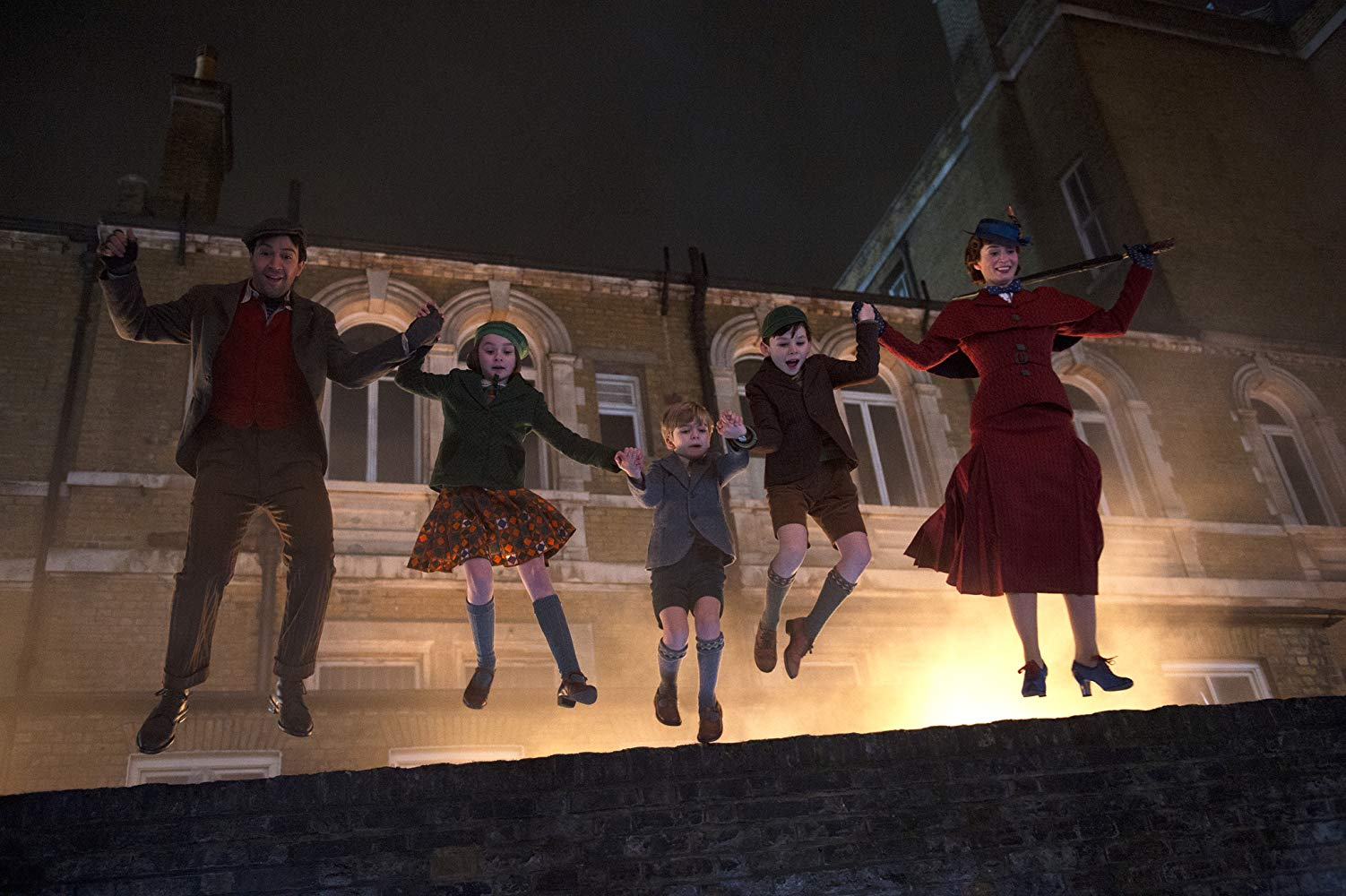 Le Retour de Mary Poppins Rob Marshall