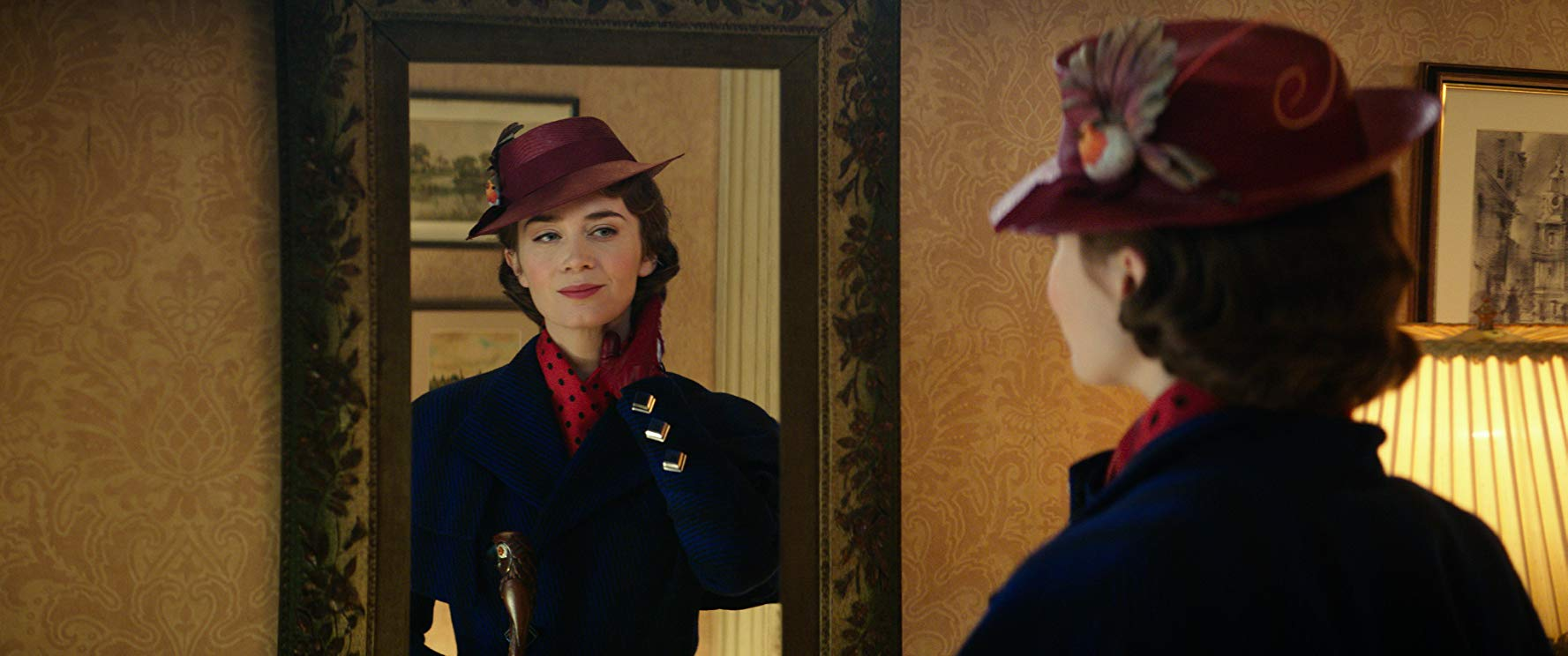 Mary Poppins Emily Blunt 2
