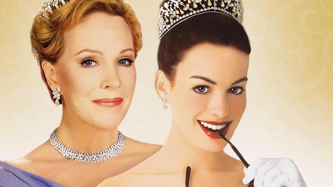 Princess Diaries 3 Anne Hathaway