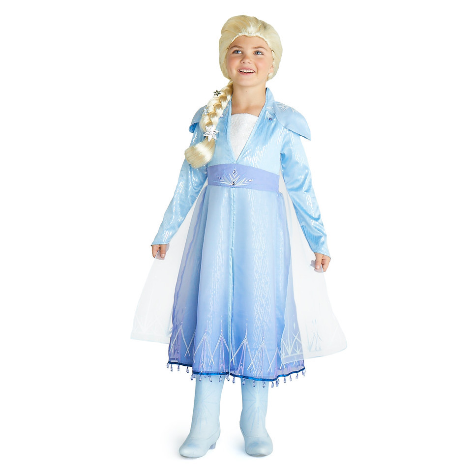 costume elsa la reine des neiges 2