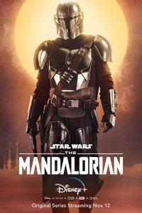 the mandalorian poster personnage