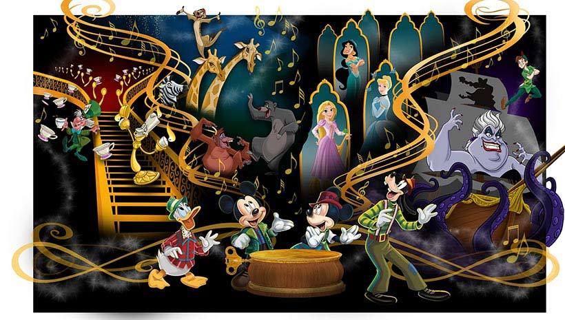 Mickey's Magical Music World