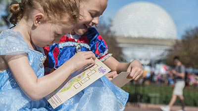 epcot international festival of the arts kids