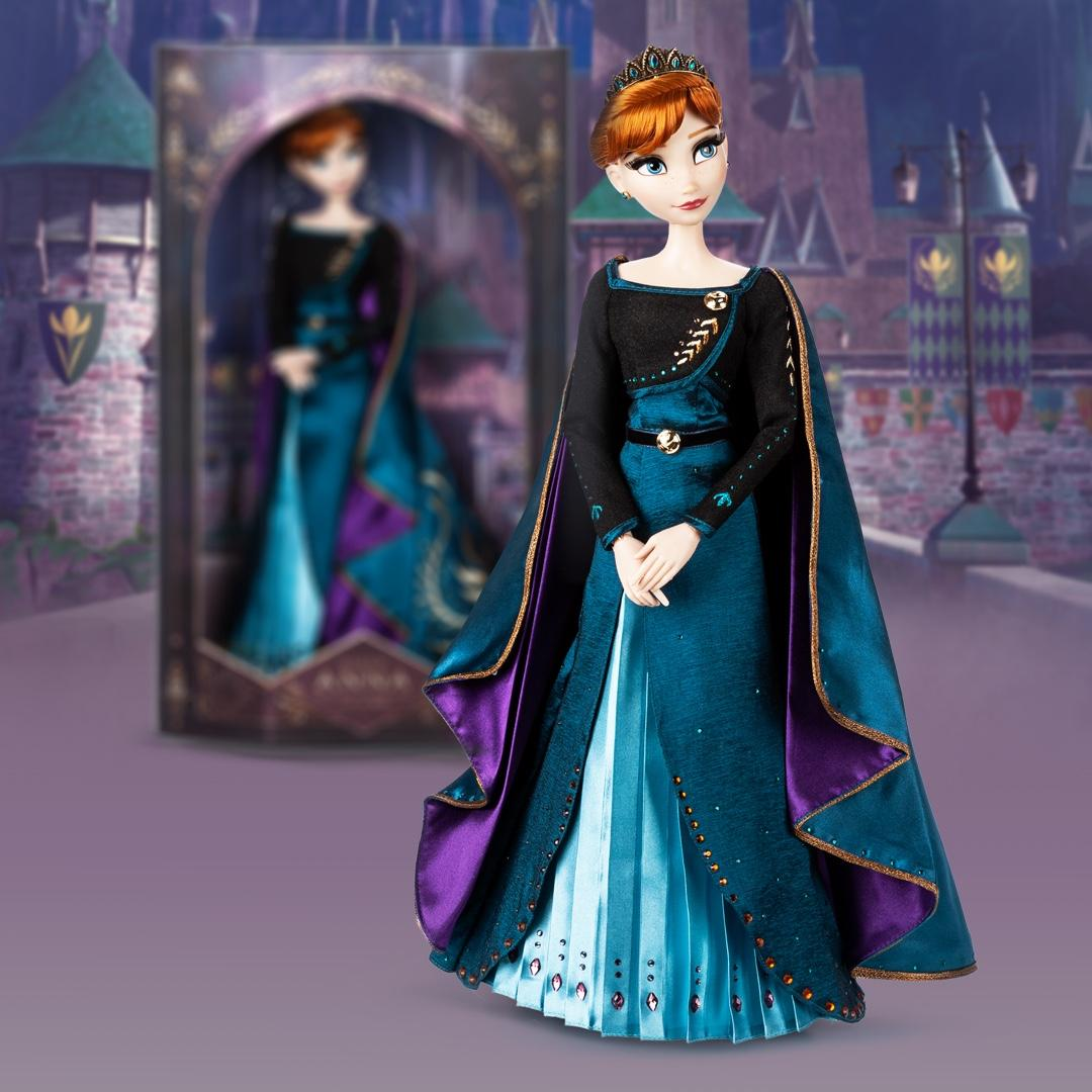 anna shopdisney poupée collector